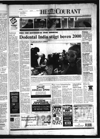 Goudsche Courant 2001-01-27