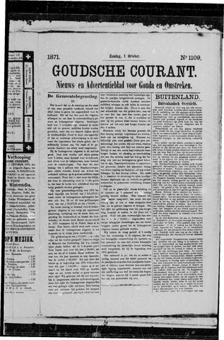 Goudsche Courant 1871-10-01