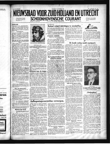 Schoonhovensche Courant 1948-10-18