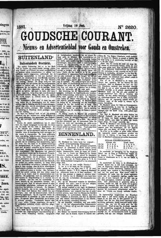 Goudsche Courant 1881-06-10