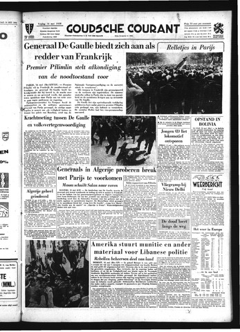 Goudsche Courant 1958-05-16