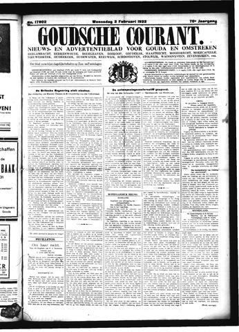 Goudsche Courant 1932-02-03