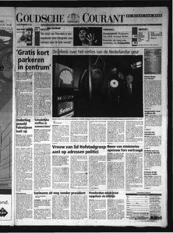 Goudsche Courant 2005-07-20