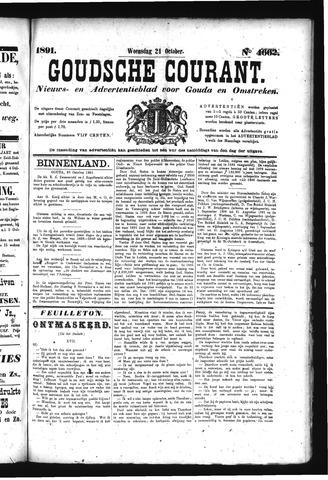 Goudsche Courant 1891-10-21