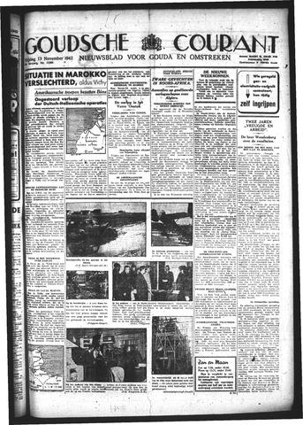 Goudsche Courant 1942-11-13
