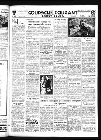 Goudsche Courant 1949-09-14