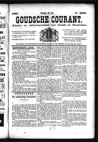 Goudsche Courant 1890-07-29