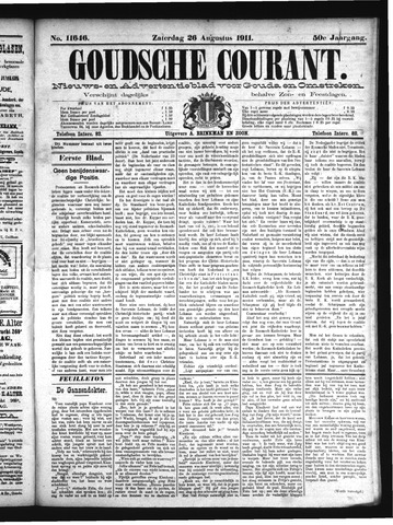 Goudsche Courant 1911-08-26