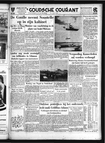 Goudsche Courant 1958-07-08