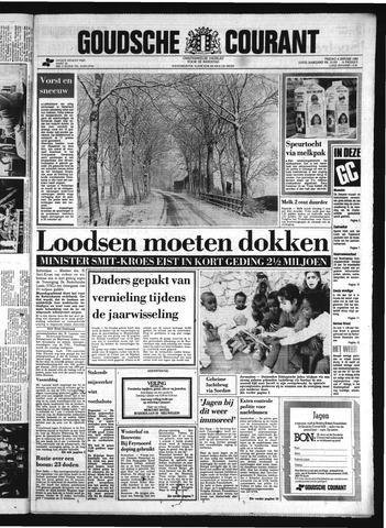 Goudsche Courant 1985-01-04
