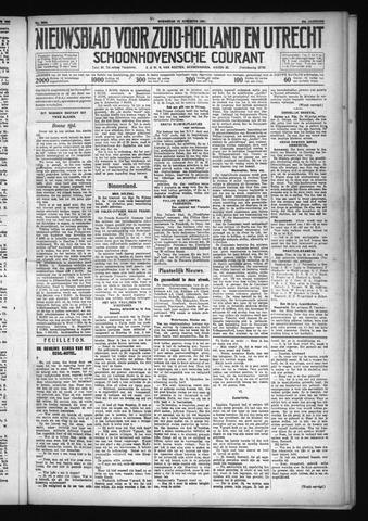 Schoonhovensche Courant 1931-08-12