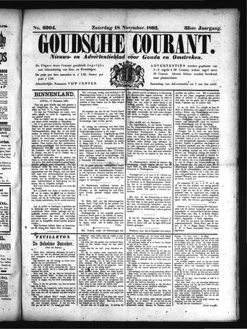 Goudsche Courant 1893-11-18