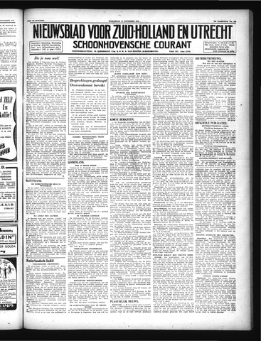 Schoonhovensche Courant 1946-11-13