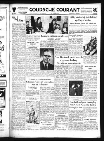 Goudsche Courant 1952-10-08