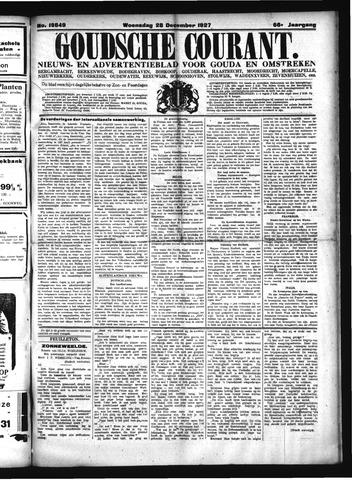 Goudsche Courant 1927-12-28
