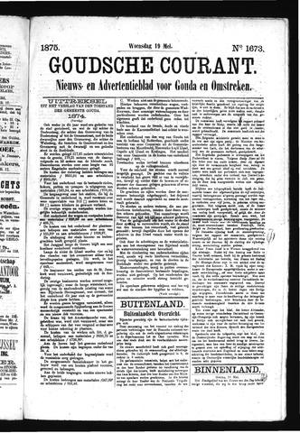 Goudsche Courant 1875-05-19