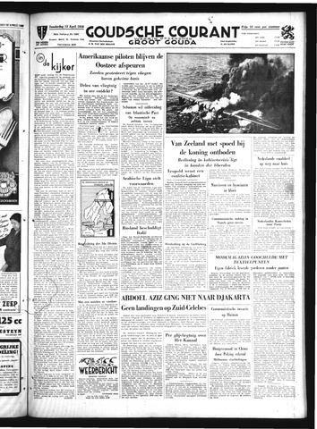 Goudsche Courant 1950-04-13