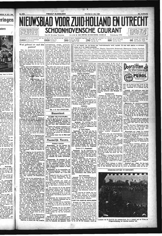 Schoonhovensche Courant 1933-07-21