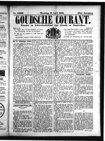 Goudsche Courant 1909-04-19