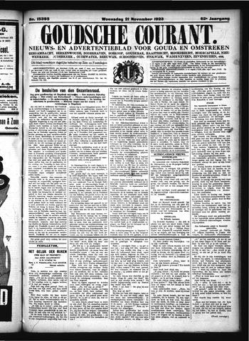Goudsche Courant 1923-11-21