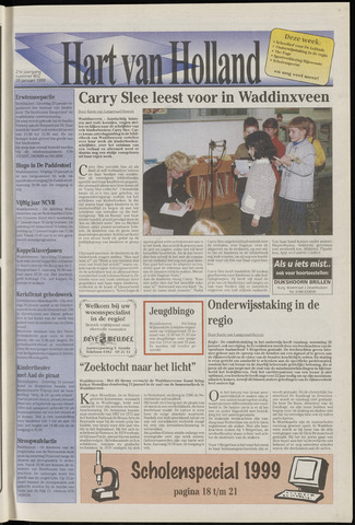 Hart van Holland 1999-01-20