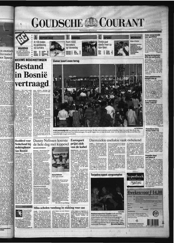 Goudsche Courant 1995-10-09