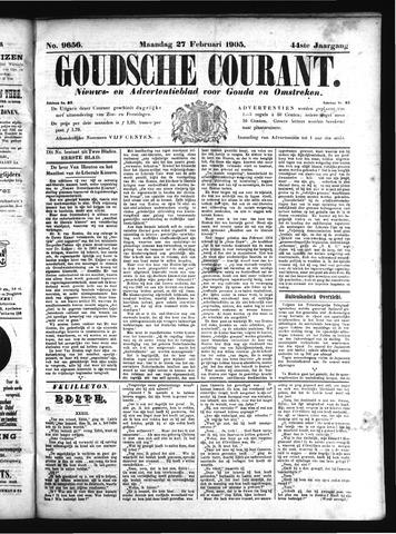 Goudsche Courant 1905-02-27
