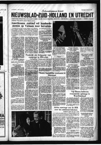 Schoonhovensche Courant 1966-01-24