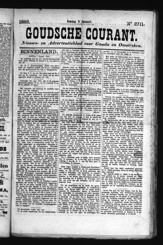 Goudsche Courant 1882-01-08