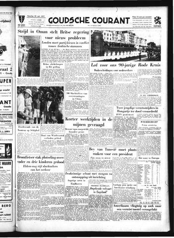 Goudsche Courant 1957-07-22