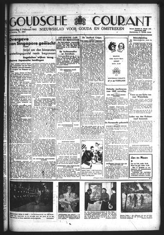 Goudsche Courant 1942-02-11