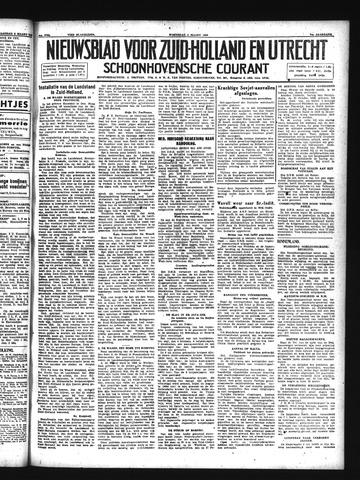 Schoonhovensche Courant 1942-03-04