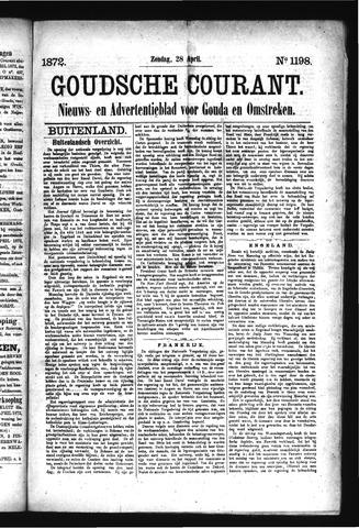 Goudsche Courant 1872-04-28