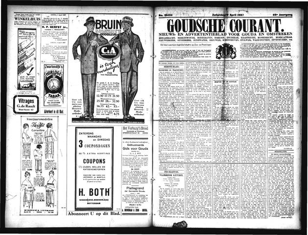 Goudsche Courant 1927-04-02