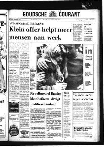 Goudsche Courant 1977-10-19