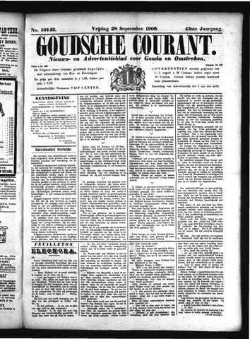 Goudsche Courant 1906-09-28