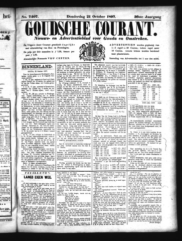 Goudsche Courant 1897-10-21