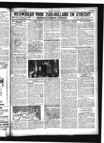 Schoonhovensche Courant 1942-11-27