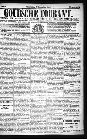 Goudsche Courant 1922-12-06