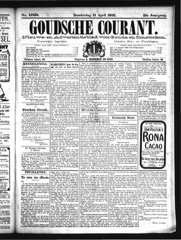 Goudsche Courant 1912-04-11