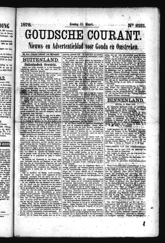 Goudsche Courant 1878-03-31