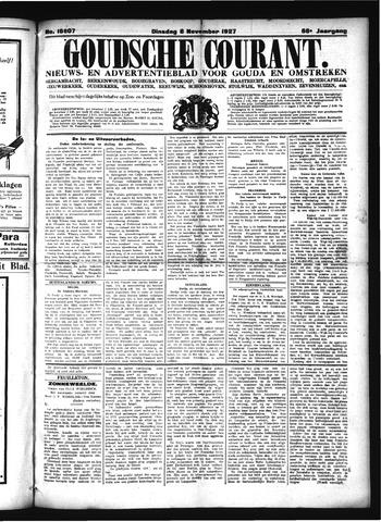 Goudsche Courant 1927-11-08