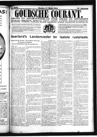 Goudsche Courant 1934-03-27