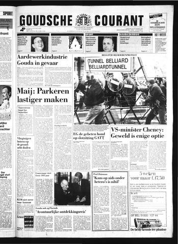 Goudsche Courant 1990-12-04