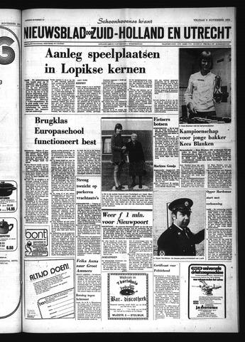 Schoonhovensche Courant 1974-11-08