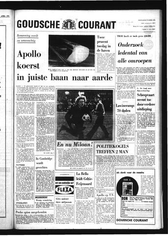 Goudsche Courant 1970-04-16