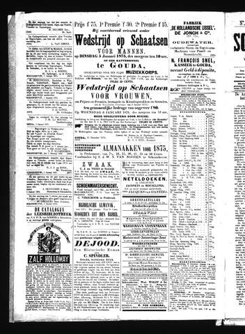 Schoonhovensche Courant 1875-01-05