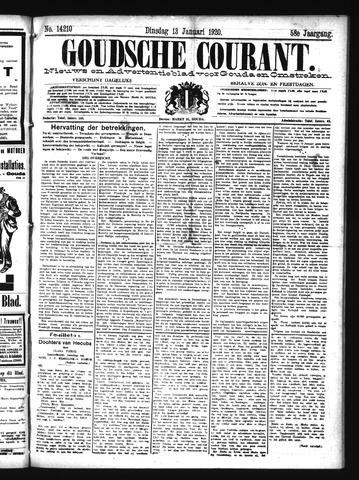Goudsche Courant 1920-01-13