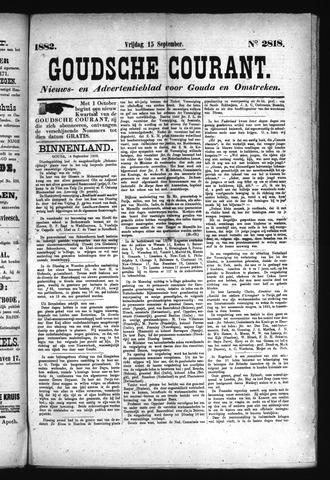 Goudsche Courant 1882-09-15