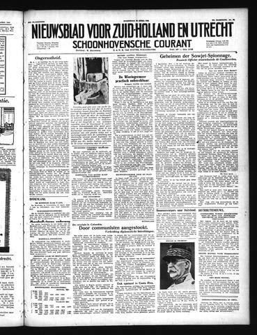 Schoonhovensche Courant 1948-04-14